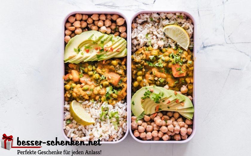 Lunchboxen; Henkelmann, Bento und Tiffin